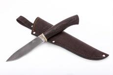 Нож ЛЕСНИК, ХВ5, венге