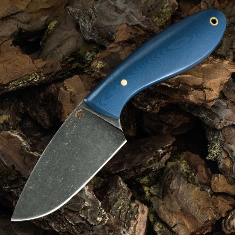 Нож БОРОВИК, БУЛАТ, G10