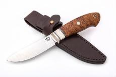 Нож СКИНЕР малый, Vanadis 10, стабилизированное дерево