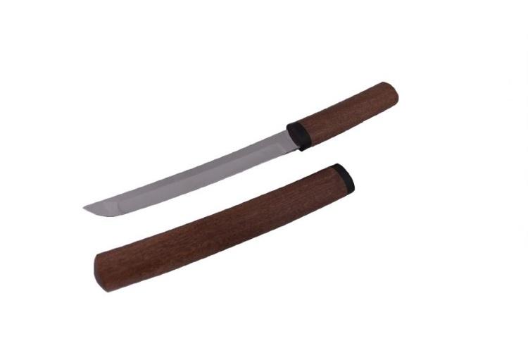 Нож ТАНТО, Х12МФ, бубинга
