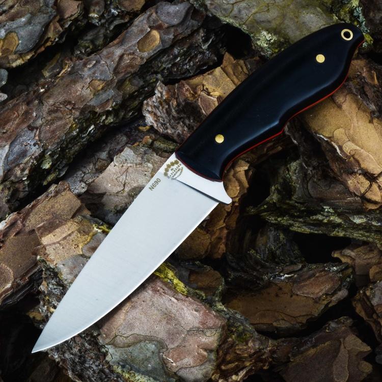 Нож ЛИС, N690, G10