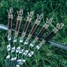 Подарочный набор шампуров Охотники
