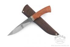 Нож Акула, 95Х18 со следами ковки, бубинга