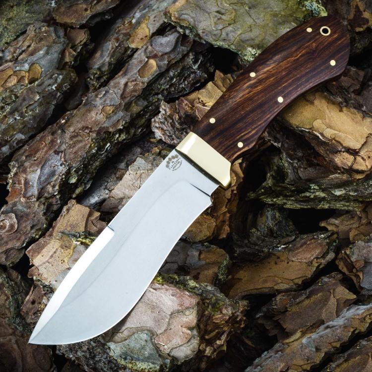 Нож АВРОРА-2, Vanadis 10, айронвуд