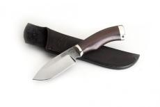 Нож Бобёр, 95X18, венге