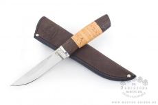 Нож ЛАДЬЯ, Х12МФ, берета