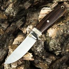 Нож СКИНЕР малый, M390, айронвуд