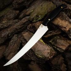 Нож ФИЛЕЙНЫЙ БОЛЬШОЙ №2, N690, G10