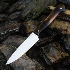 Нож ОВОЩНОЙ №1, М390, айронвуд