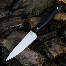 Нож ОВОЩНОЙ №1, N690, G10