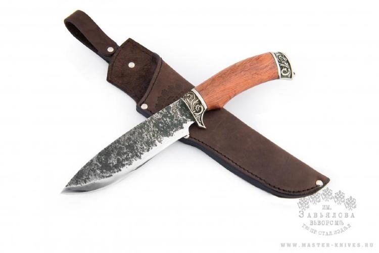Нож ВОЛК, 9ХС,