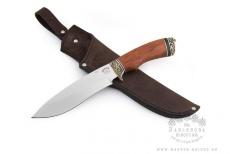 Нож ВОЛК, D2, бубинга